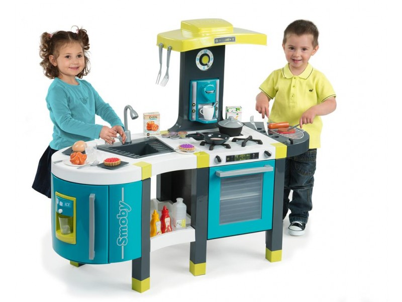 smoby tefal french touch kitchen, role play toys, toy kitchens | ebay