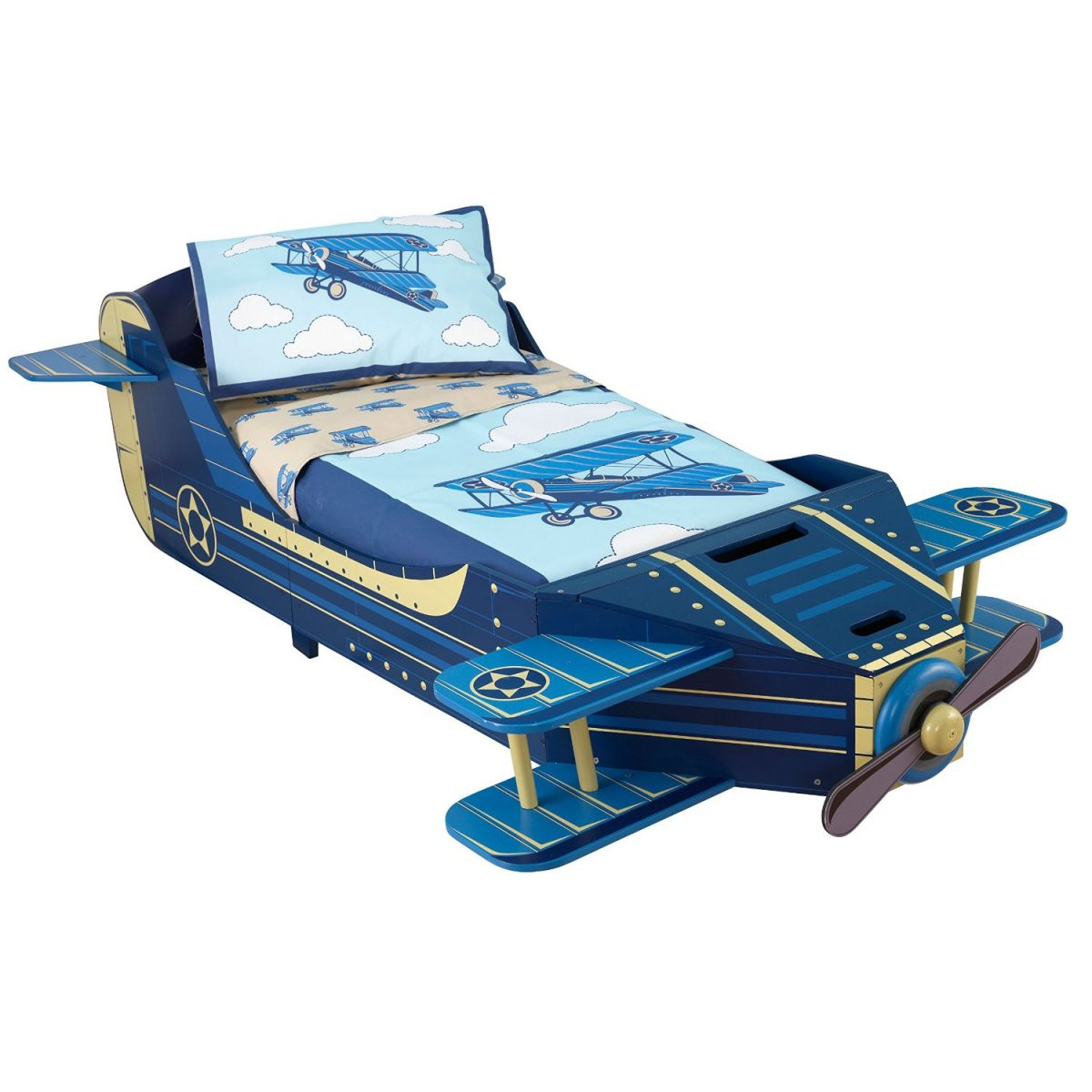 Kidkraft AirplaneToddler Bed Airplane Bed Toddler Beds