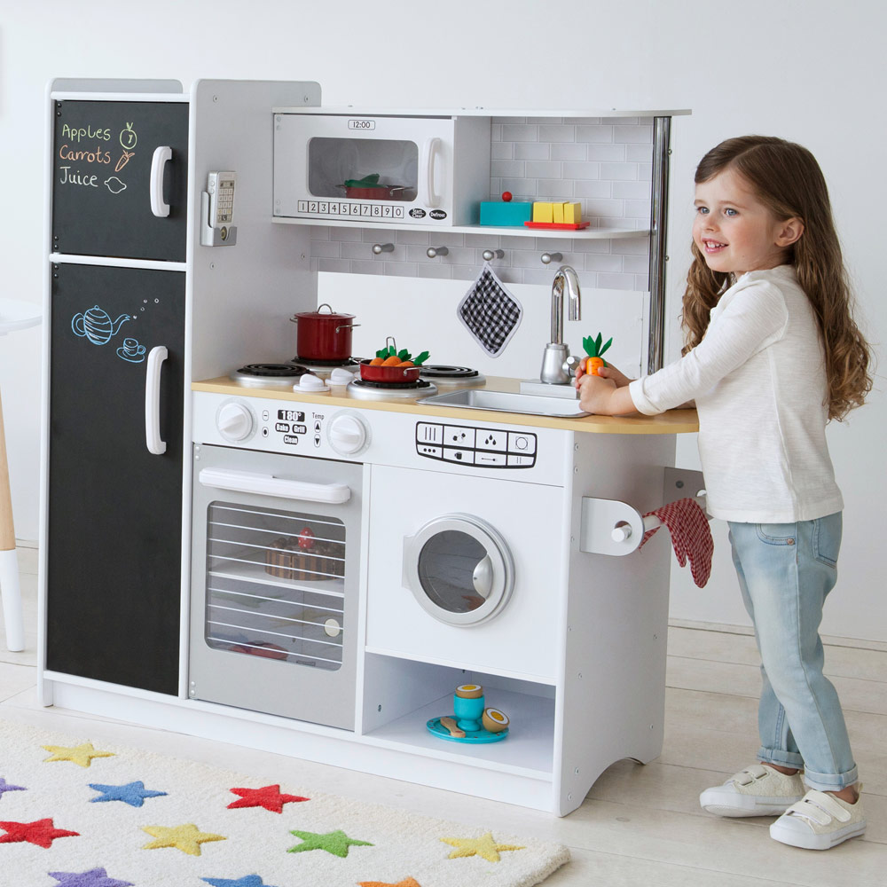 Kidkraft Pepperpot Kitchen, wooden play kitchens, toy kitchens ...