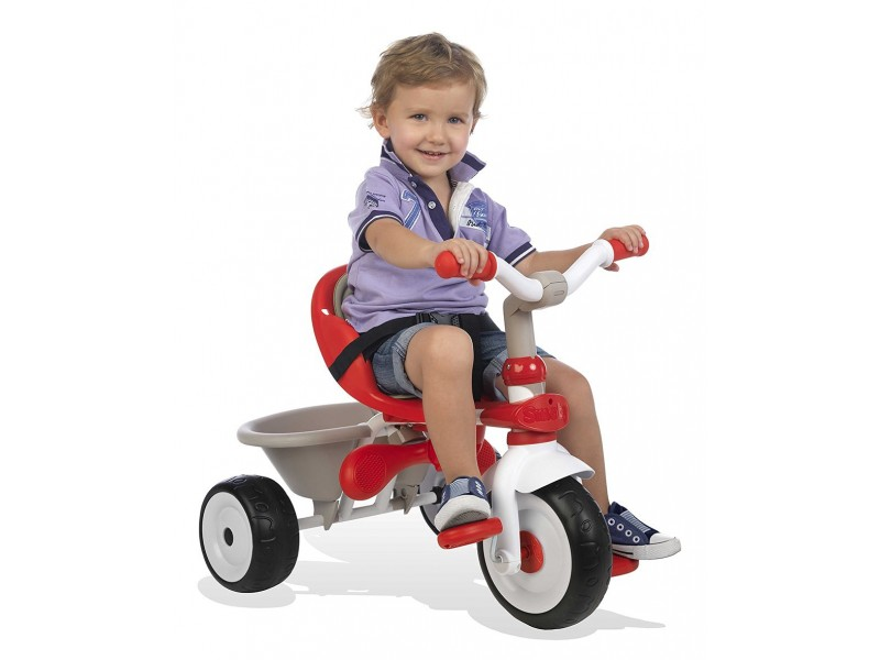 smoby baby driver confort red childrens trikes ride on. Black Bedroom Furniture Sets. Home Design Ideas